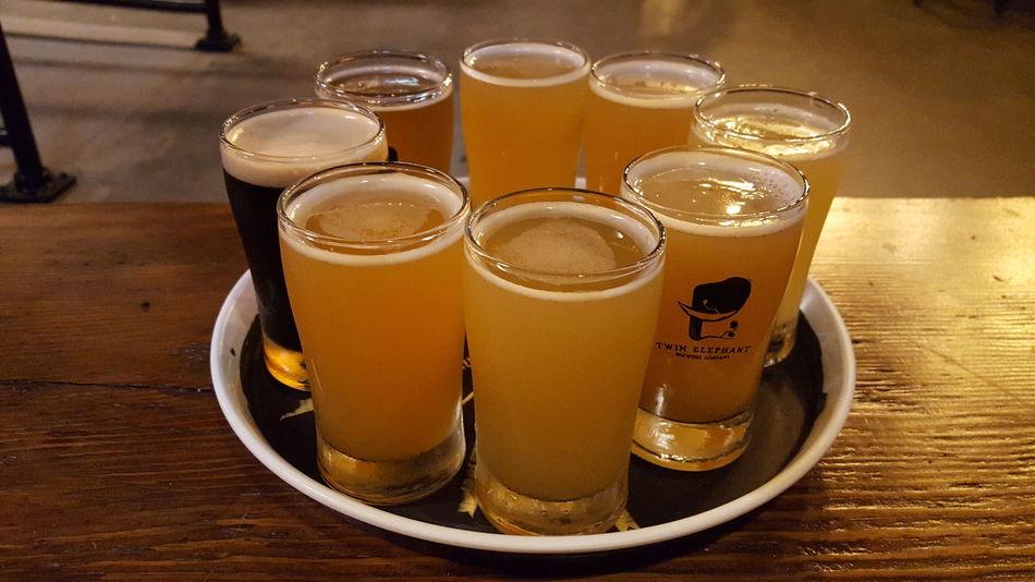 Drink Refreshment Beer Garden