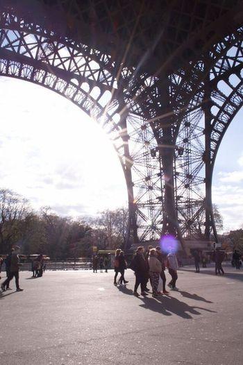 La dame de fer ⚡️ Eiffel Tower The Purist (no Edit, No Filter) Streetphotography Hello World Nikon Paris Je T Aime