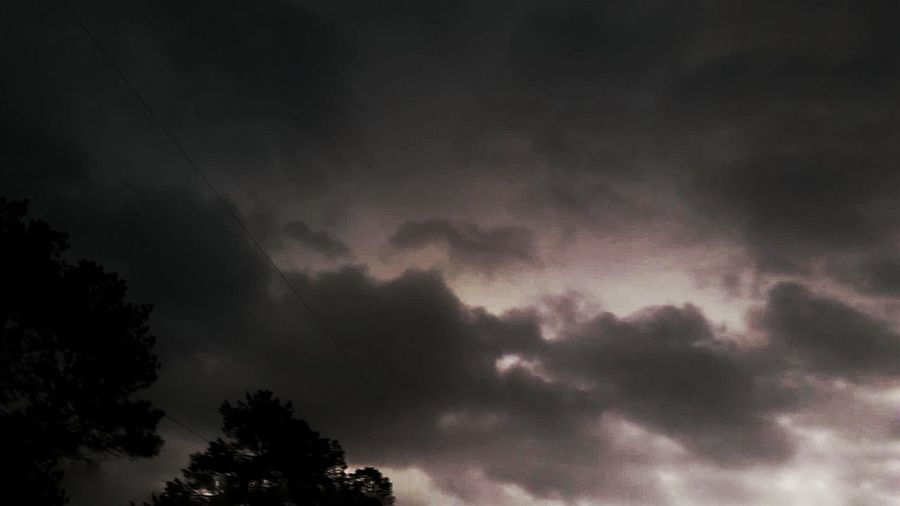 Thunderstorm Lightning Lightning Behind Clouds Weather Photography Clouds Bad Weather Severe Thunderstorm Rain Clouds Rain Natures Diversities