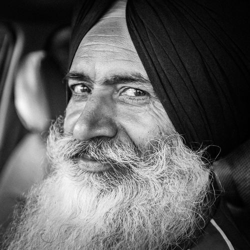 Cabbie I met while ahooting a recent concert. Streetphotography Streetphoto_bw Portrait Thisisla