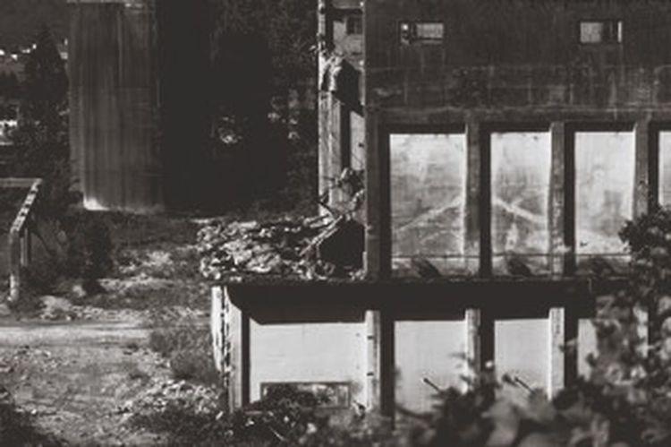 Black And White モノクローム Monochrome 廃墟 とまってしまった時間。それに魅せられて