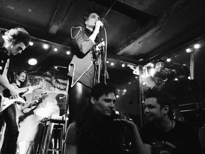 НонАдаптантЫ / NonAdaptantS RusMobPhoto Russia Moscow Punk Music Concert Show