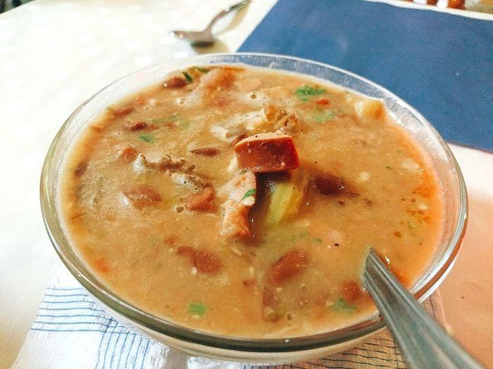 Surinam Food Hving A Soup Brown Bean Soup Foodspotting Food Photography Tastyfood