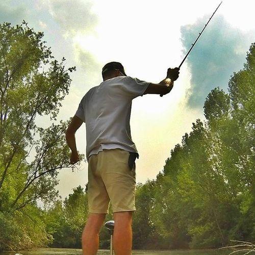 I'm waiting a big one! Thewaterismystadium Bassfishing BassfishingStyle CAST Lures Fishing