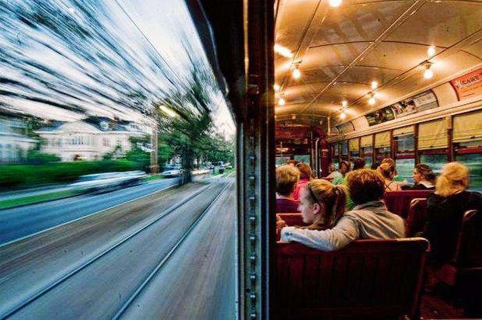 The destiny is simply accelerated from of Time... Life Train Urban Escape