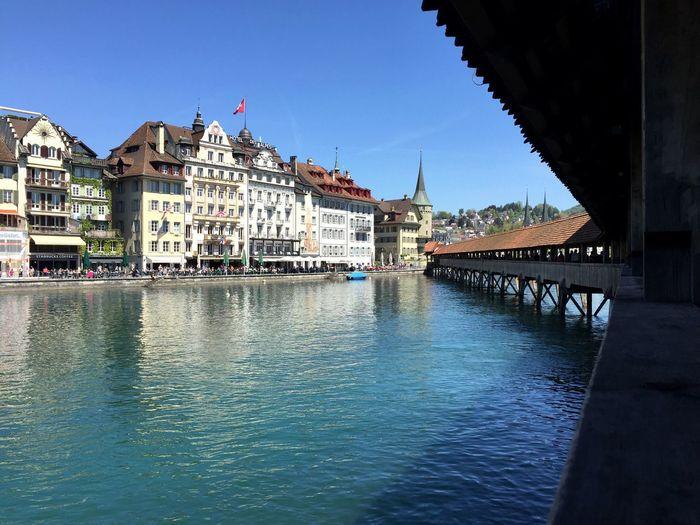 Kapelbrücke Kapellenbrücke Luzern Luzern, Switzerland