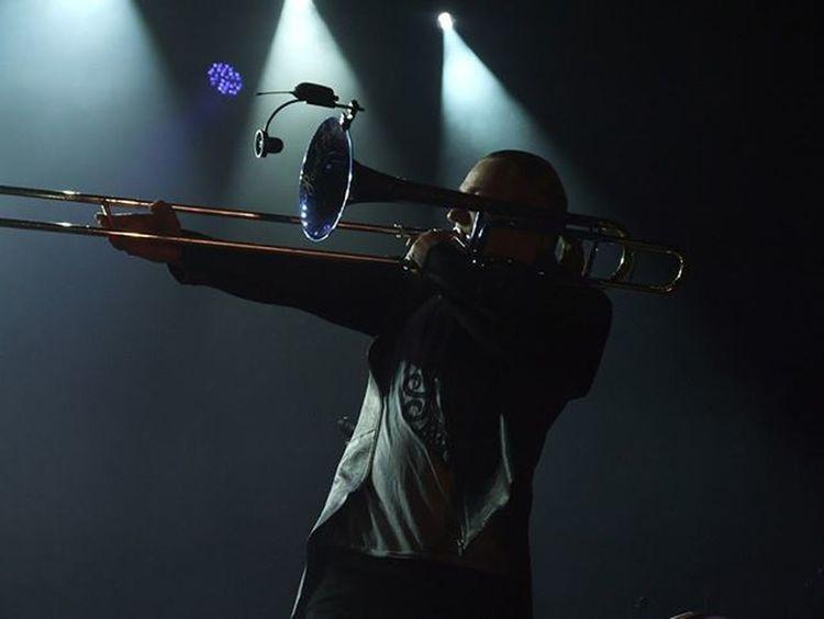Trombone Stage Golec Września Concert Press