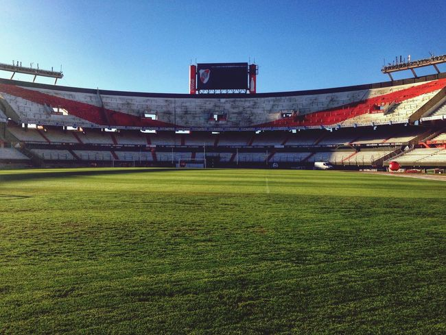 Estadio Monumental River Plate Popckorn