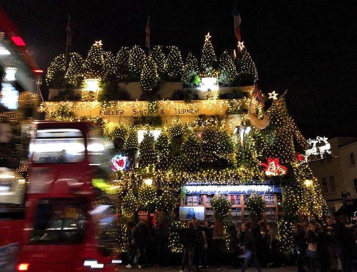 London Night Illuminated Christmas Christmas Decoration Celebration Christmas Tree Christmas Lights Visitlondon