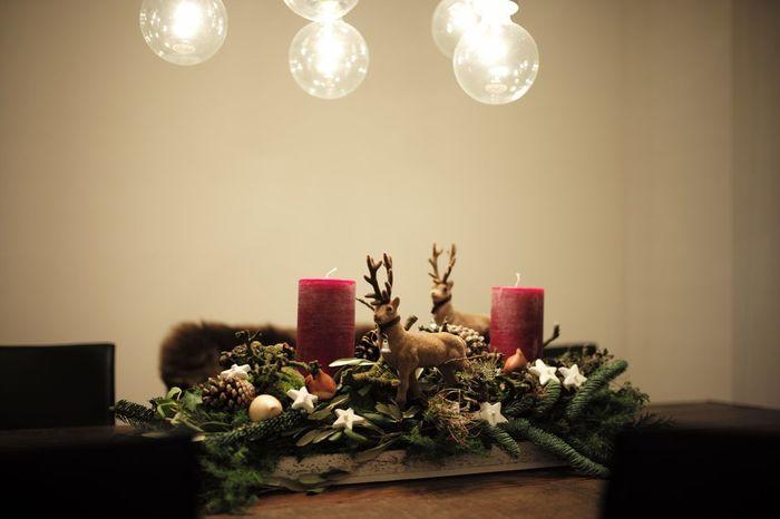 Decoration Indoors  Lighting Equipment Illuminated Celebration Table No People Home Interior Christmas Decoration Flower Christmas Christmas Ornament Day