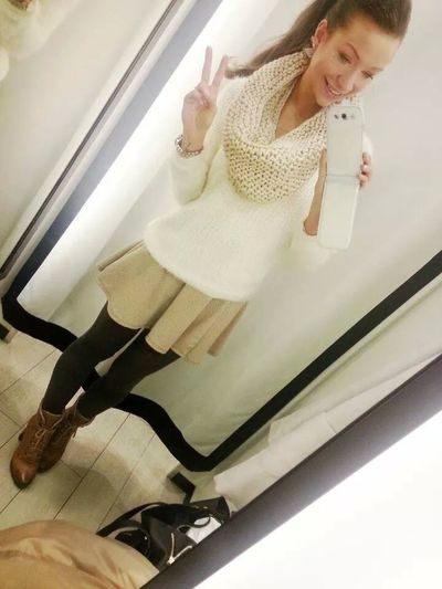 always a good idea Selfie ✌ Hi! Polish Girl
