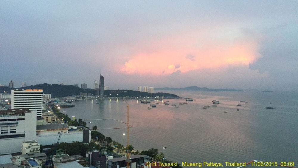 Early Morning Glow Morning Glow Thailand Pattaya