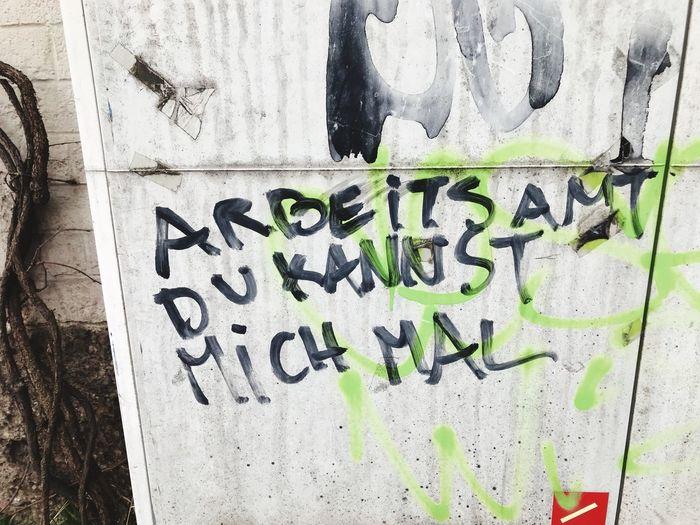 Graffiti Seen