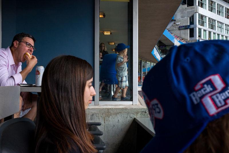 Toronto, July 2016. Fuji Fujifilm_xseries Skydome Street Street Photography Streetphotography Toronto Blue Jays X100 X100t