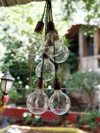 Lights Bulbs Hanging Decoration Christmas Decoration Celebration Christmas Ornament No People Christmas