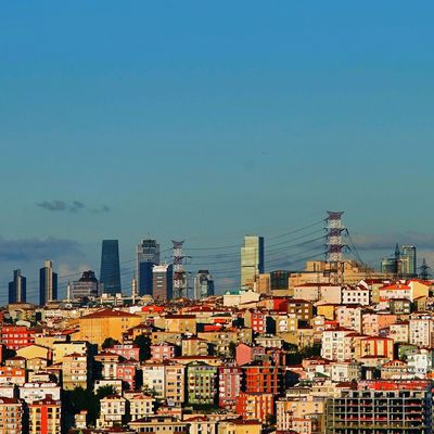 Istanbul Turkey Cityscapes Istanbul Urban Landscape Istanbullovers