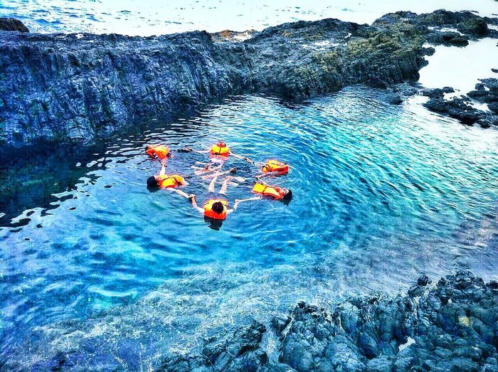 EyeEm Best Shots Laguna Sea Rocks