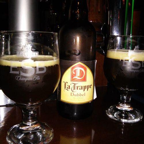 Latreppe Nice Strong Beer Dutchbeer Netherland Friends Specialfriend Irishpub Thebluepub Rock LastNight 👉❤