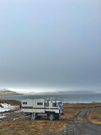 Nice Place Nice View By The Sea Camper Iceland_collection Iceland116 Goodnight