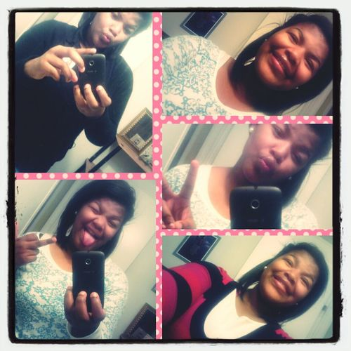 #only way to be beautiful is to be you(: