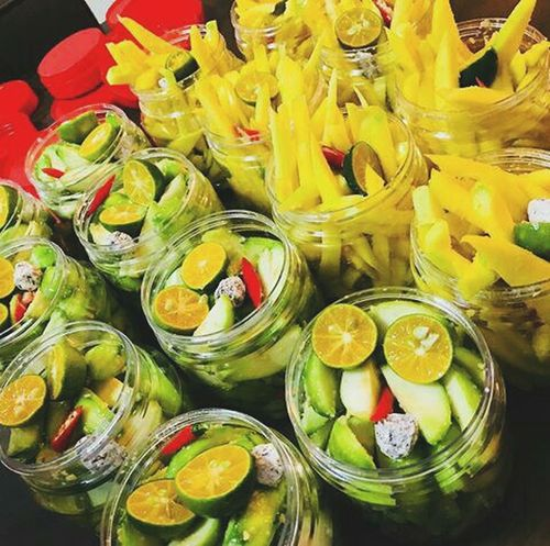 tradisional Food Malaysia Fruit Healthy Eating Yellow Ready-to-eat Love No People Freshness