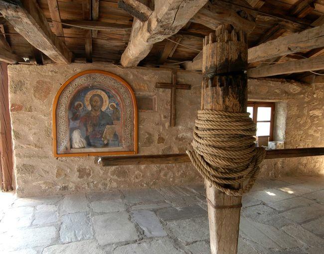 Meteora GREECE ♥♥ Kalampáka Iconography EyeEm Best Shots EyeEm Gallery Religion Monastery Traveling
