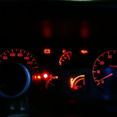 Cluster Clio Renault AllWorking Night