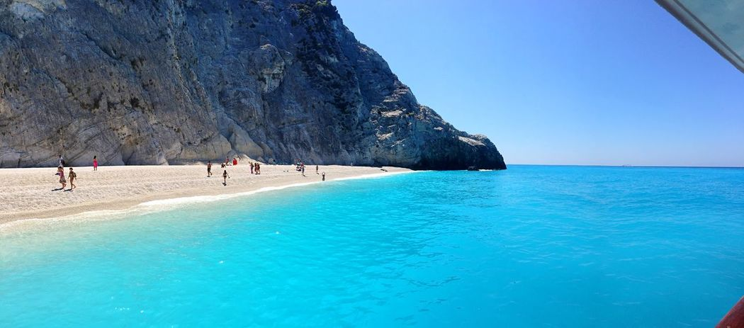 Taking Photos In Greece Waterscape Summer ☀ Summer In Greece Turquoise Greek Islands Deep Blue