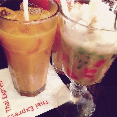 Thai ice tea, Thai Ice Mix