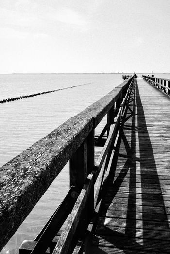 Bridge into the