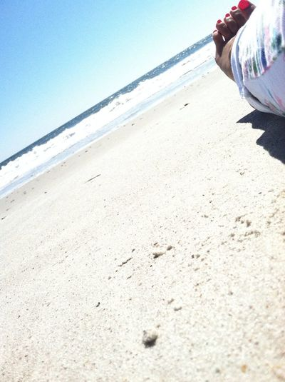 Beach , Feet , Chillinggg