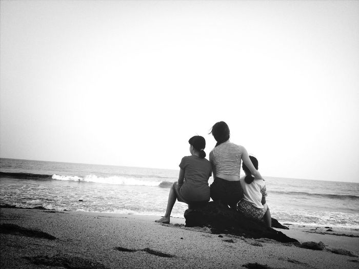 I shall enjoy my time here with them just like how I enjoy my time with you.