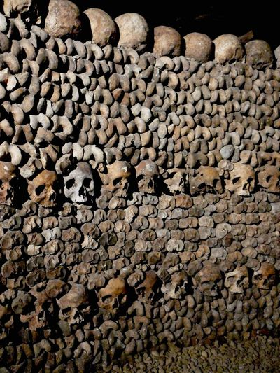 Everything In Its Place Catacombs Paris