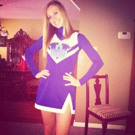I Miss Cheering