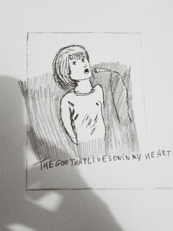 Drawing Sonic Youth