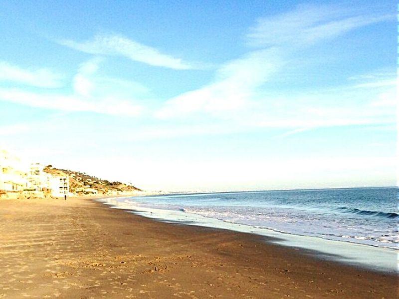 Malibu Beach Sea And Sky Photoshoot Travel Photography Photography Sand Waves Blue Bluesky EyeEm Nature Lover