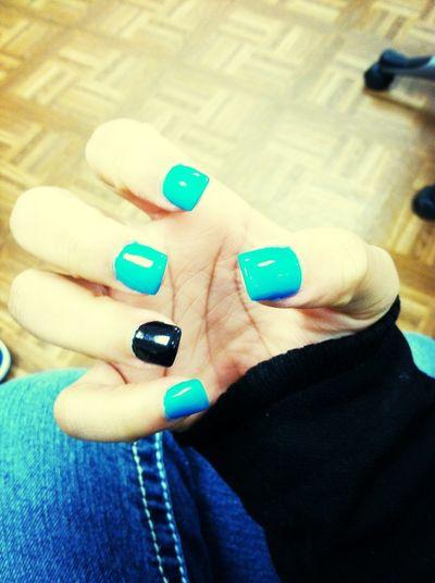 Gettin My Nails Done