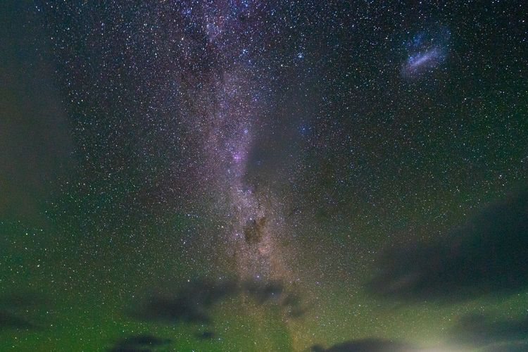 the sky full of star :) Western Australia Perth Australia Star - Space Night Astronomy Galaxy Low Angle View Beauty In Nature Nature No People Outdoors Space Full Frame Milky Way Sky