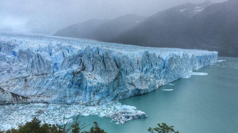 Perito Moreno. Patagonia. Argentina. Landscape Travel Showcase:March Glacier Cold Winter ❄⛄ Landscape_Collection Ice Glaciers