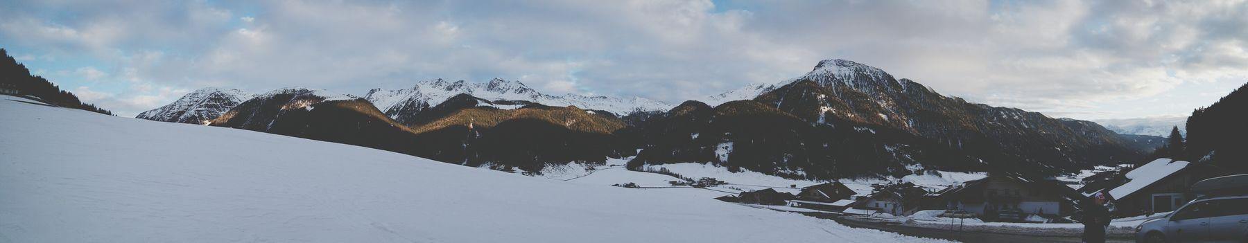 Italien Winter Sosonne