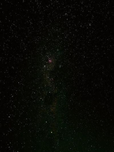 Milky Way Star