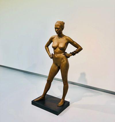 Art Gallery Human Representation Sculpture