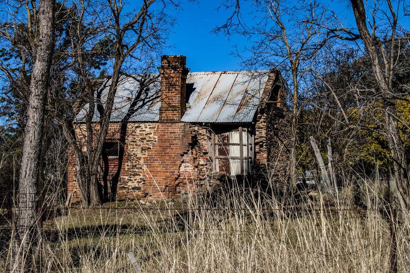 Old Stone house Abandoned Abandoned & Derelict Abandoned Places Australia Landscape Old Homestead Old Stone Houses Stone House