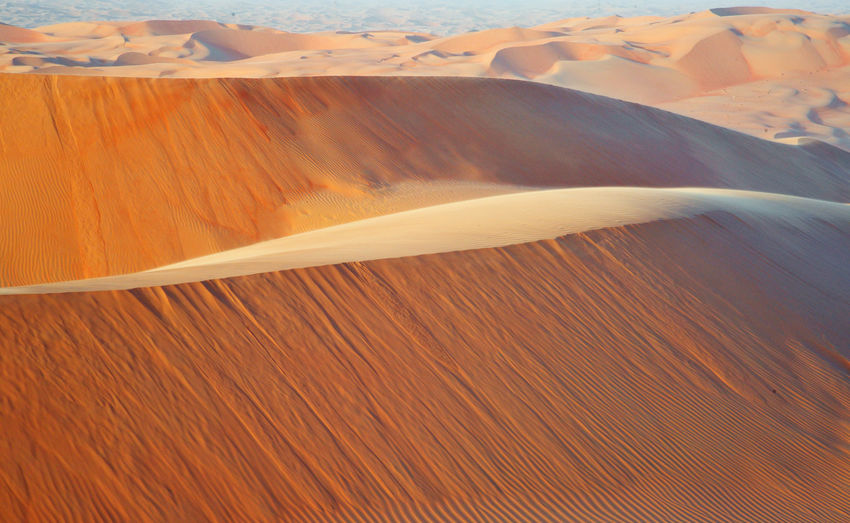 Desert EyeEmNewHere Arid Climate Beauty In Nature Brown Climate Day Desert Environment High Angle View Land Landscape Mountain Nature No People Non-urban Scene Outdoors Sand Sand Dune Scenics - Nature Tranquil Scene Tranquility