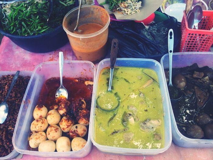 Food Colors Menu Local Exotica
