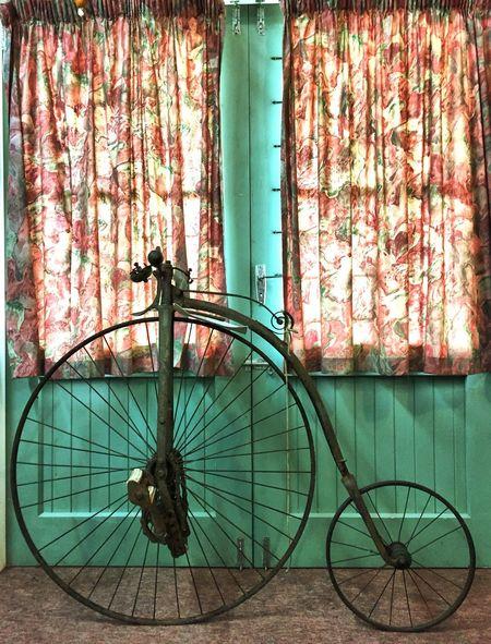 Bike Bikes Antique The OO Mission TheWeekOnEyeEM