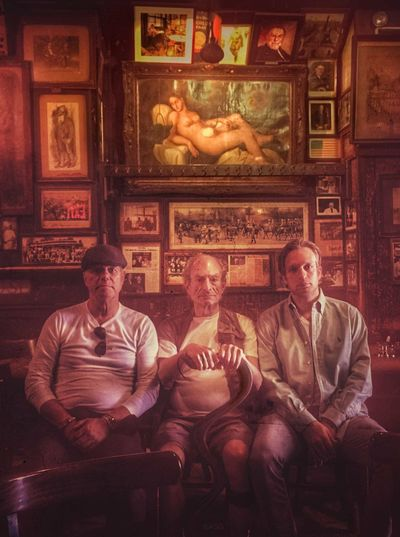 The Meditation Crew @ McSorley's Ale House, NYC - 2016 EyeEm Best Edits EyeEm Best Shots HDR Master Class IPhoneography 6s IPone Edits W/ Snapseed Layers Blended W/ PS CC 2016
