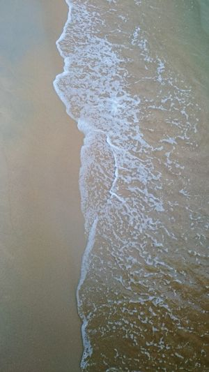 Sea water Water Close-up Motion Dissolving No People Outdoors Day Artwork Of Nature Art Nature Bora Bora  Beauty In Nature Landscape Beach Wave View