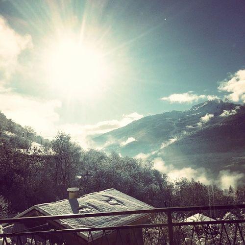1er journée de ski avec Simon @totoylerasta et @jucottin Winter FreshAndFly
