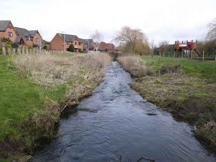 Swindon River Rushey Platt